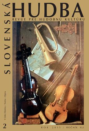 2/2015: História – Teória – Opera