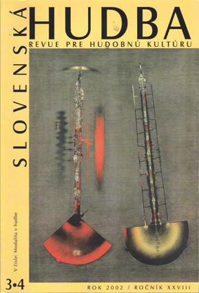 3-4/2002: Modalita v hudbe